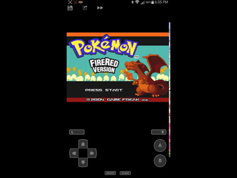 Pokémon FireRed Walk Through Walls Cheat