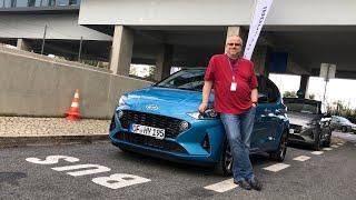 Hyundai i10 2020 1.2 MPI 6MT test PL Pertyn Ględzi
