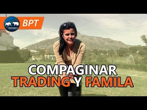 Trading y familia ¡no siempre es fácil!