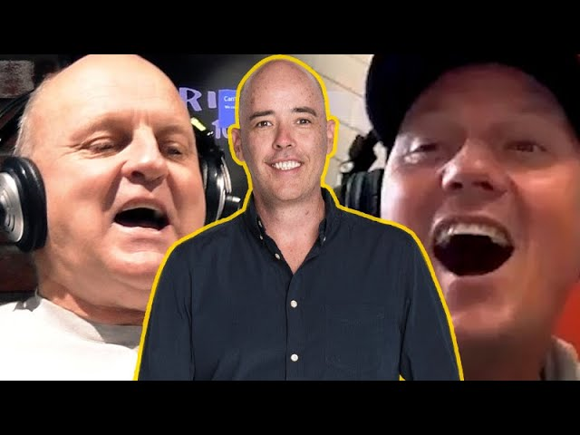 Friday Brag Artist Gets Hijacked By Dangerous Dave! | Rush Hour with JB & Billy | Triple M