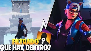 *FILTRATE* ENTERING THE HIDDEN CASTLE - NEVADA SECRETS ? FORTNITE: Battle Royale