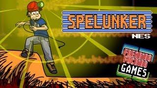 FFG: Spelunker - NES (Análise)