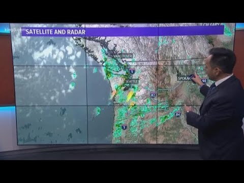 Weather: Tracking The Storm After The Port Orchard Tornado