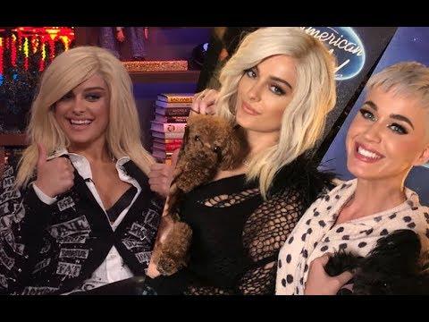 Bebe Rexha reveals intimacy of Katy Perry