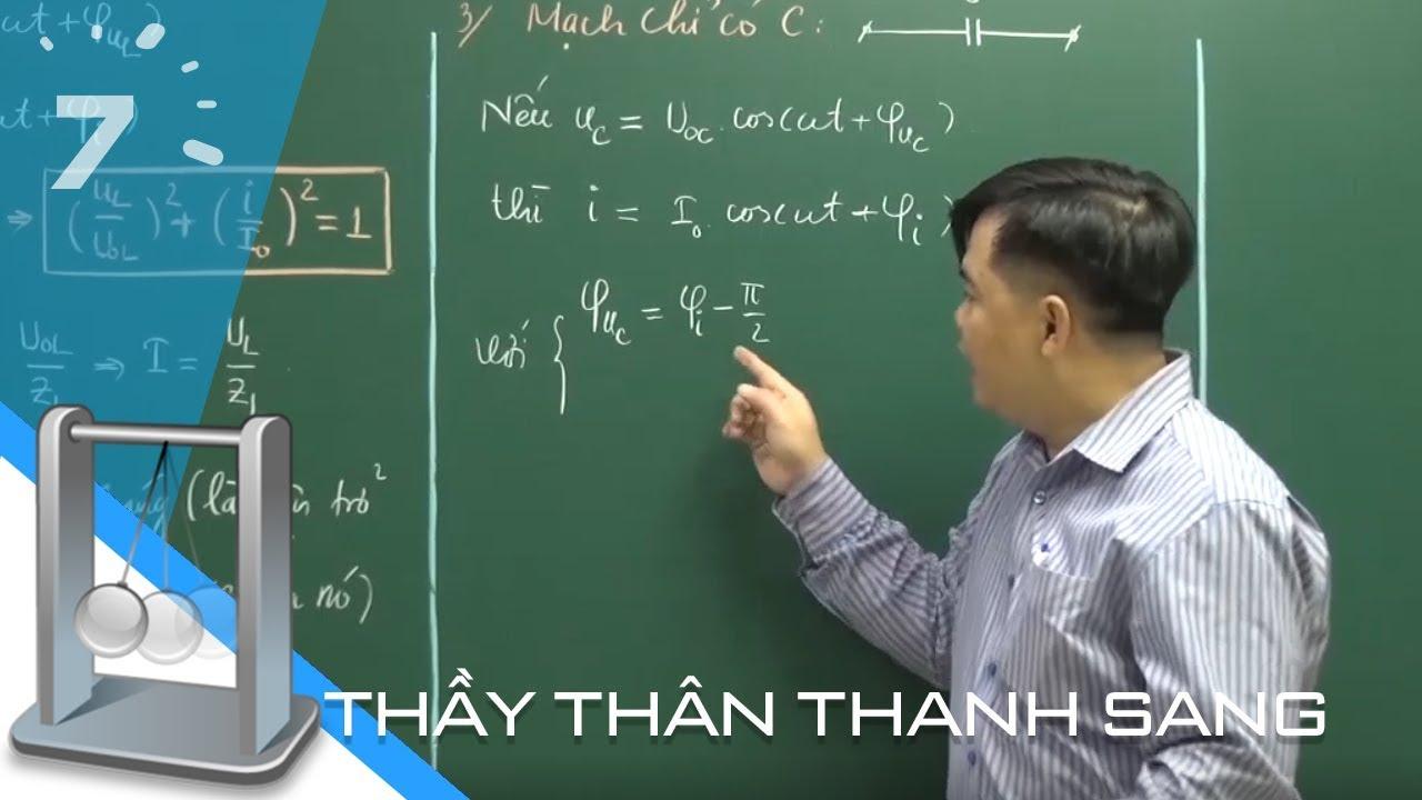 Vật lý 12 Bài 13+14: Các mạch điện xoay chiều | HỌC247