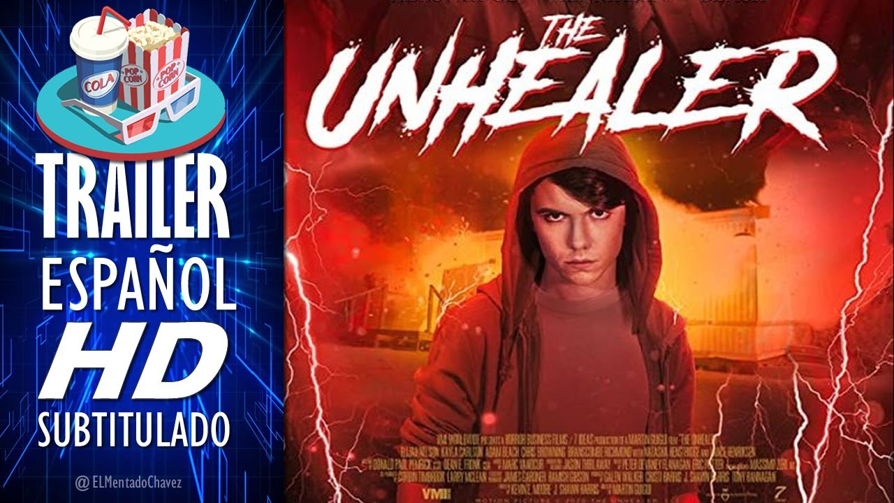Download THE UNHEALER 🎥 Tráiler En ESPAÑOL (Subtitulado) LATAM 🎬 Película, Ciencia Ficción
