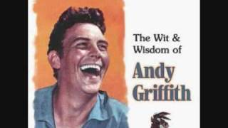 The Preacher And The Bear - The Wit and Wisdom Of Andy Griffith