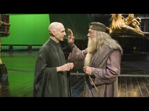 harry potter behind the scenes funny moments