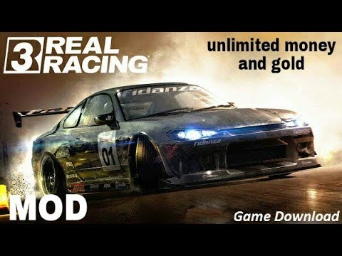 Real Racing 3 Mod Apk Unlimited Money And Gold Free Download