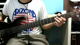 Big Black - Colombian Necktie (Bass Cover)