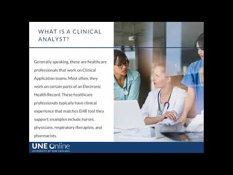 Webinar: A Day In The Life Of A Clinical Analyst