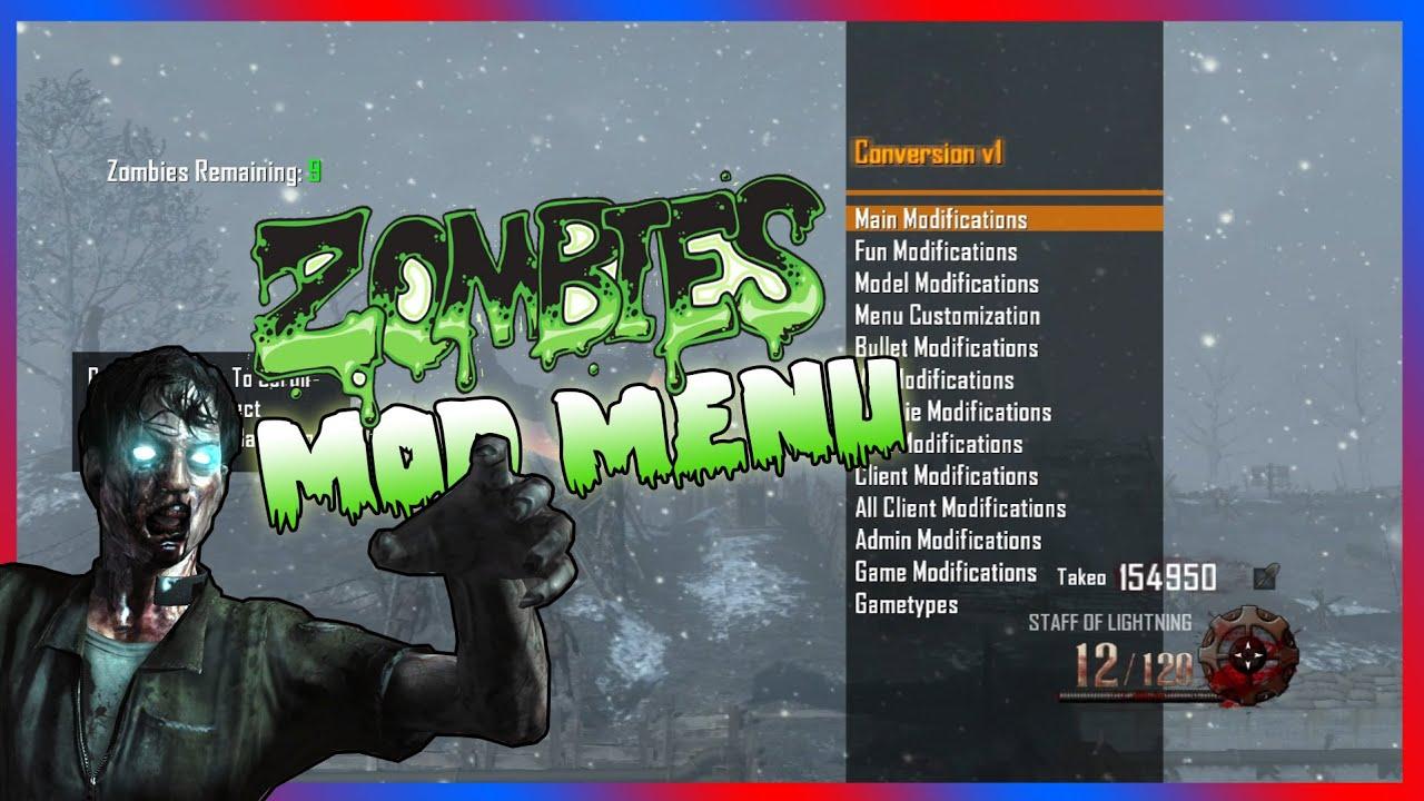 Black ops 2 zombie mod menu ps3 download
