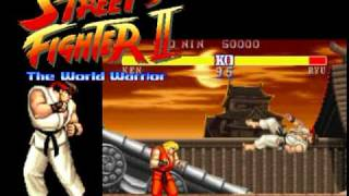 STREET FIGHTER2   RYU STAGE MUSIC