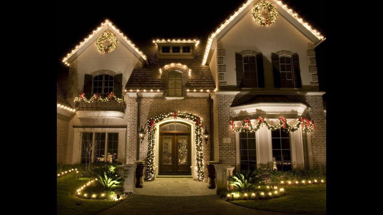 Christmas Lighting Installation in Hanover Ma Bridgewater Ma Lakeville Ma Middleboro Ma  sc 1 st  YouTube & Christmas Lighting Installation in Hanover Ma Bridgewater Ma ... azcodes.com