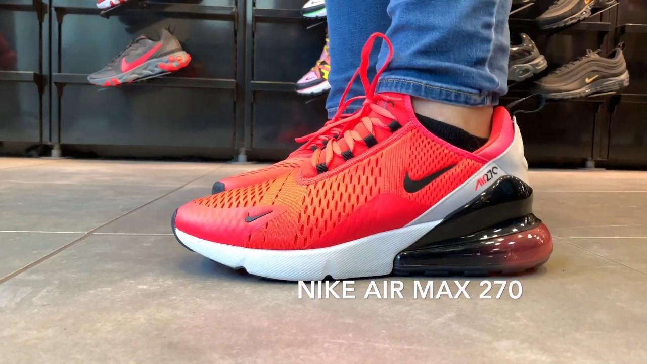on sale 93231 ec379 Nike Air Max 270 - YouTube