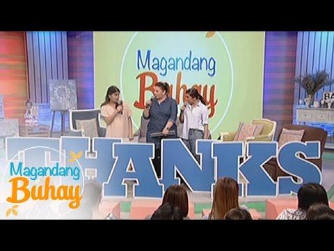 Magandang Buhay: Momshies thank their loved ones
