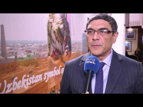 Uzbekistan's tourism potential presented at the World Travel Market