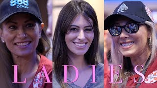 888poker Ladies Event Sponsored by Poker League Of Nations