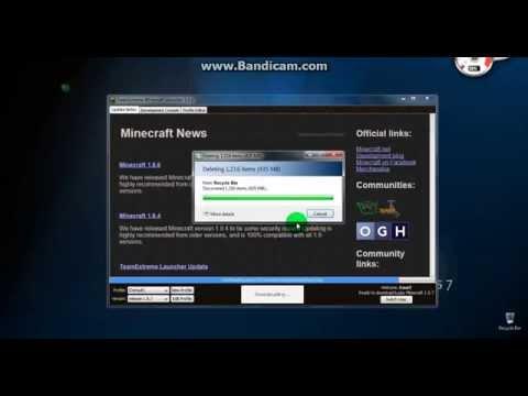 [Tutorial BeGamer.Ro] Download Minecraft - FausT !