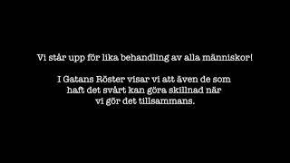 Gatans Röster med Rickard Söderberg - Goliat