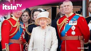 Drama um die Royals: Einbruch während Verabschiedung von Prinz Philip?