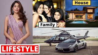 Jhanvi Kapoor Lifestyle 2020, Boyfriend, Income, House, Cars, Family, Biography, Movies & Net Worth