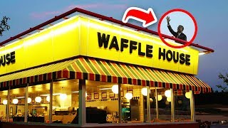 Top 10 Most Insane Waffle House Stories Ever!