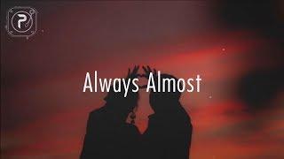 Caroline Kole - Always Almost // lyrics