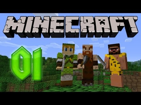 Let's Play Together Minecraft S04E01 [Deutsch] [HD] - 1.9 Prerelease 4