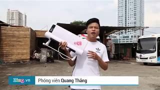 Có gì bên trong điều hòa mini 2 chiều giá 550 000 đồng     Zing vn