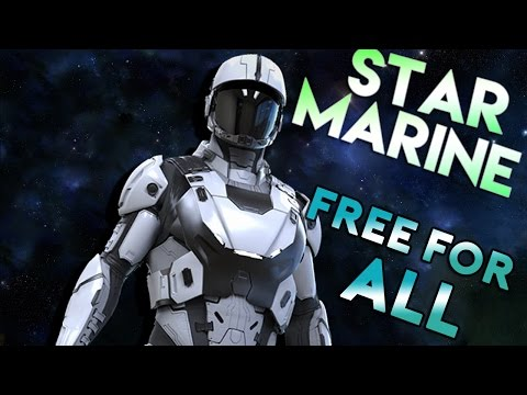 Star Citizen 2.6 Star Marine - ORG FREE FOR ALL - Part 4 (Star Marine Gameplay)