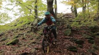 Sekaninske enduro traily - Partizan trail
