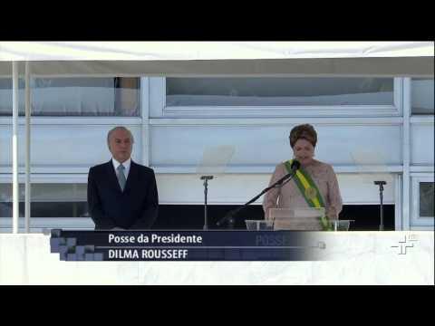 Posse de Dilma Rousseff | 01/01/2015 | Parte 4