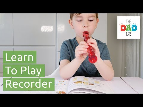 Recorder for Beginners  – Children's Book Review