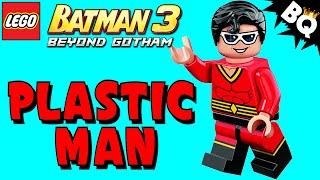 LEGO Batman 3 Beyond Gotham Plastic Man Promo Review