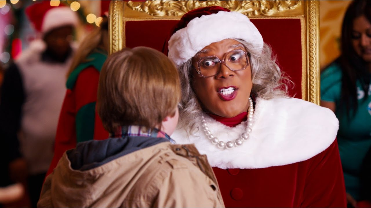 Collection of Madea Christmas Full Movie Download - Christmas Tree ...