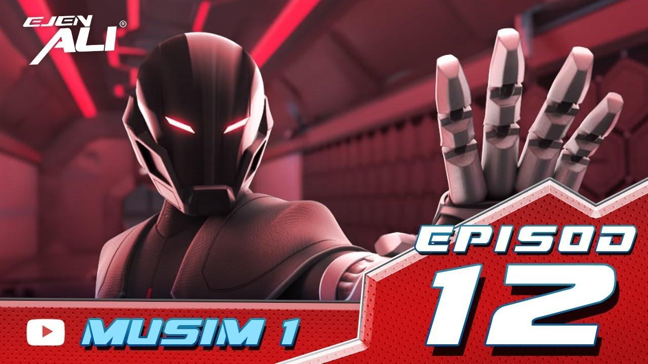 Download Ejen Ali  Episod 12 - Misi : Uno