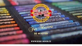 KOH-I-NOOR HARDTMUTH – Как рисовать ПАСТЕЛЬЮ (RU)(Хотите узнать как можно больше о пастели и работе с ней? Именно для Вас мы приготовили видео – МИР ПАСТЕЛИ., 2015-09-11T09:52:25.000Z)