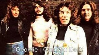 Geordie (Brian Johnson) - Can You Do It