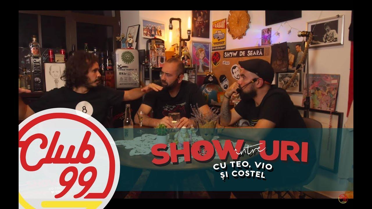 Podcast #284 | Subiecte foarte sensibile | Între showuri cu Teo, Vio și Costel