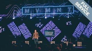 MVMNT // Kevin Queen // Week 1 Full Service // Cross Point Church