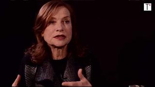 Rencontre avec Isabelle Huppert