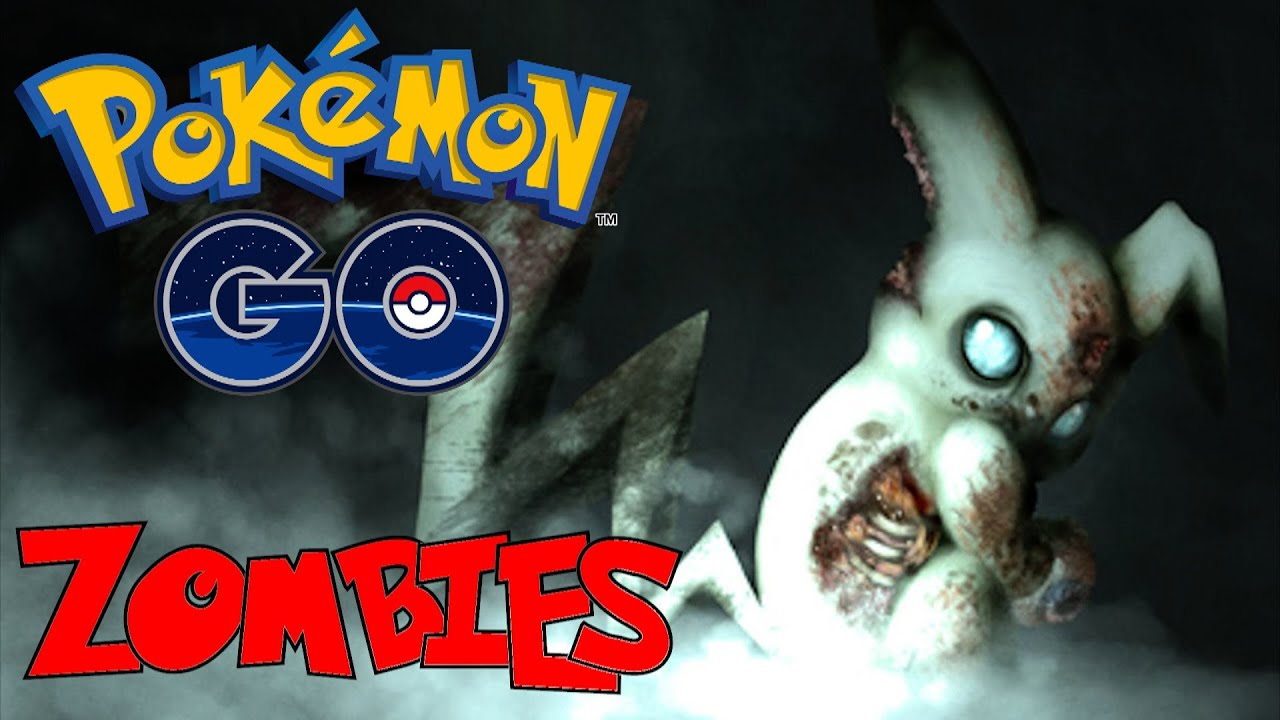 Pokemon Go Zombies ˜� Cod Custom Zombies Maps Mods