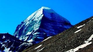 Кайлас - гора пирамида. (Видео для разгрузки)