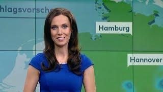 N24 Wetter: Regentief Alfred zieht nach Osten ab