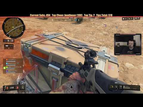 Call of Duty: Black Ops 4 Blackout Gameplay Feb. 22, 2019 pt1 - Hot Pursuit and Ghost Town thumbnail