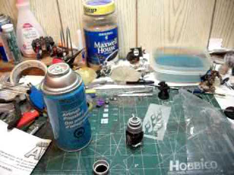 TESTERS EZ spray paint starter kit
