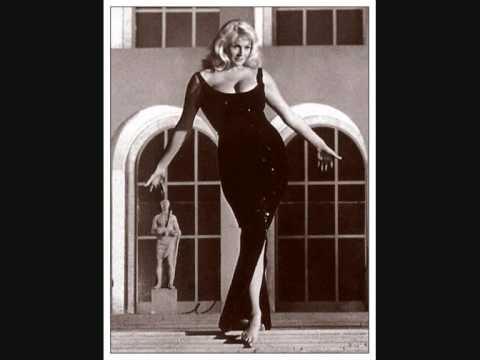 Anita Ekberg  A Tribute.