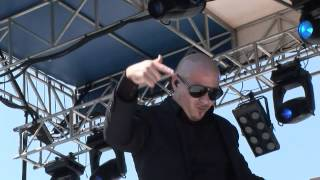 ICTV1 SUNFEST PITBULL WEST PALM BEACH FLORIDA