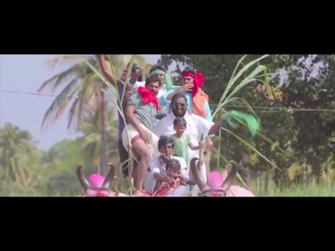 Tamil Album Song PONGAL OOH PONGAL (OFFICIAL VIDEO)